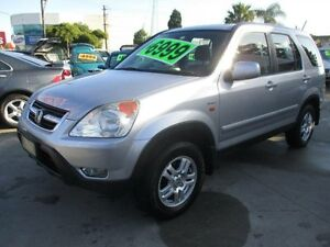2002 Honda CR-V MY02 (4x4) Sport Sporty !! 4 Speed Automatic Wagon Granville Parramatta Area Preview