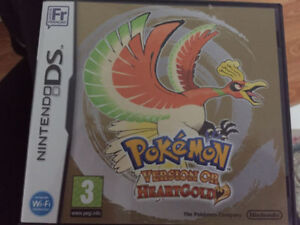 Pokemon Version Or (HeartGold)