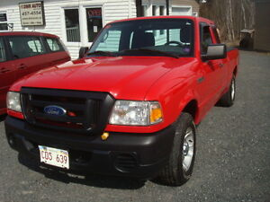 2010 Ford Ranger EXTRA CAB Truck