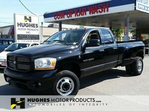 2006 Dodge Ram 3500 TDSL Dually | Quad Cab | Chrome Wheels