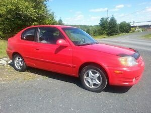 2006 Hyundai Accent GS Berline