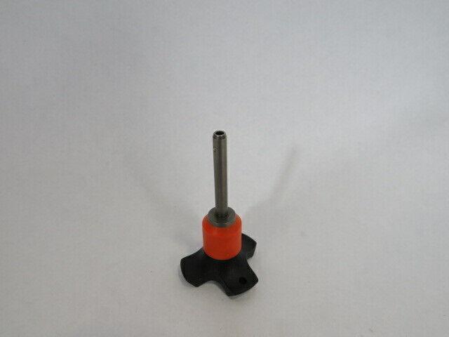 "Misumi BLP5-30 5mm Ball Lock Pin 2-3/4"" Length NOP"