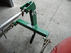 HAYES TRACTOR SINGLE TINE RIPPER - 3 POINT LINKAGE
