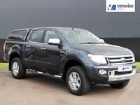 2015 Ford Ranger LIMITED 4X4 DCB TDCI Diesel grey Manual