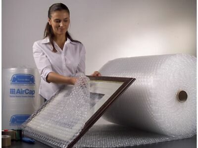 AirCap® Small Bubble Wrap 600 mm x 100 m (package 2 x 100 metres), Free P&P!