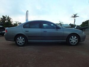 2005 Ford Falcon BF XT Grey 4 Speed Sports Automatic Sedan Rosslea Townsville City Preview
