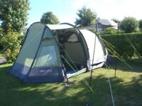 Tent suitable for up to 5 person
