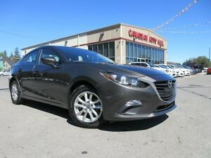 2015 Mazda MAZDA3 GS, AUTO, A/C, BT, CAMERA, ALLOYS, 54K!