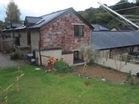 Stokeinteignhead - 2 bed courtyard cottage - rural location between Torquay, N Abbot and Teignmouth