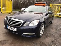 Cheap Mercedes E- class, E220 CDI - Fully loaded - genuine low mileage - immaculate conditions