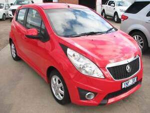 2012 Holden Barina Spark Hatchback Ararat Ararat Area Preview