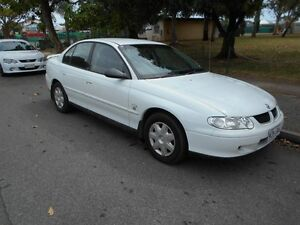2001 Holden Commodore VX II Acclaim White 4 Speed Automatic Sedan Somerton Park Holdfast Bay Preview