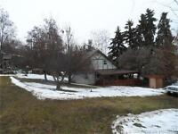 Small acreage with 2 homes