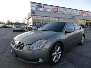 2004 Nissan Maxima SE FULLY LOADED AS IT IS MANUAL