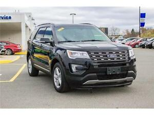 2016 Ford Explorer! XLT! LEATHER! SUNROOF! AWD! 7 PASSENGER