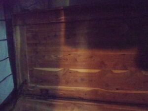 CEDAR CHEST OVER 100 YEARS OLD