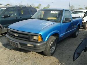 Wanted regular cab Chevrolet S-10 Sonoma