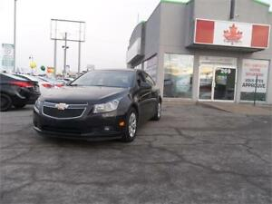 2012 Chevrolet Cruze LTZ turbo  ++++ APPROBATION+GARANTIE++++