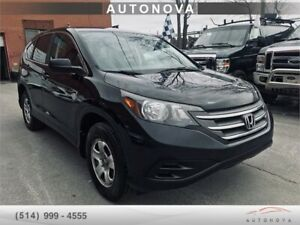 ***2013 Honda CR-V LX***AWD/AUTO/CAMERA/FULL /514-999-4555.