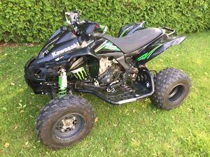 KFX 450 2009 Monster Edition