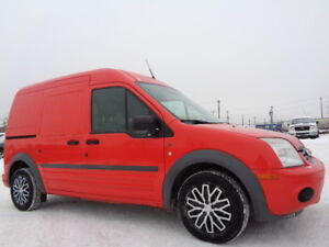 2011 FORD TRANSIT CONNECT XLT-CARGO--2.0L 4 CYL-ONE OWNER