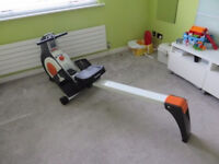 Reebok I rowing machine fantastic rowing machine