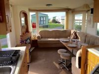 PRIVATE SALE HOLIDAY HOME FOR SALE,SEA VIEWS,NORTH WEST, PART EXCHANGE WELCOMBE !,TOURING CARAVAN
