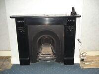 fire place for sale cast iron