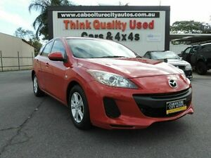 2012 Mazda 3 BL10F2 Neo Red 6 Speed Manual Hatchback Caboolture South Caboolture Area Preview