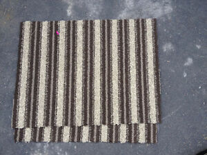 Different size carpets