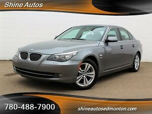 2010 BMW 5-Series 528i/xDrive/NAV/SUNR