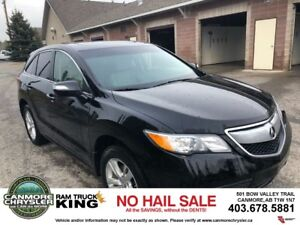2013 Acura RDX Technology Package Sunroof Leather