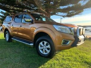 2015 Nissan Navara D23 ST Hornet Gold 6 Speed Manual Utility South Burnie Burnie Area Preview