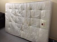 DOUBLE MATRESS FOR SALE..FREE PICK UP FREE