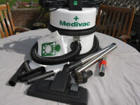 Numatic NQS 250 Medivac Vacuum Cleaner Hoover better than Henry