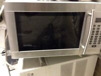 """Stainless microwave """"DANBY"""""""