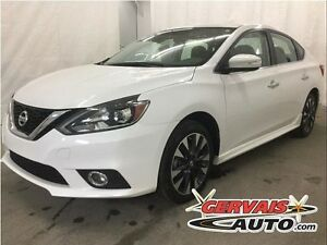 Nissan Sentra SR Navigation Cuir Toit Ouvrant MAGS 2016