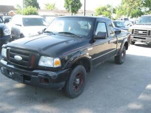 2007 Ford Ranger XL RUNS AND DRIVES AS-IS AS-TRADED
