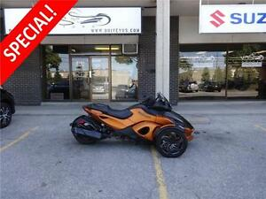 2013  Can Am Spyder - V2211 - **No Payments For 1 Year