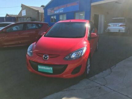 2014 MAZDA 2 NEO SPORTS HATCH 5 SPEED MANUAL 1.5L* LOW KMS * Bayswater Bayswater Area Preview