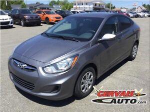 Hyundai Accent L *Bas Kilométrage* **Pneufs neufs** 2014