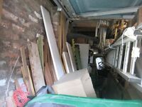 Heavy duty 5m extension ladder