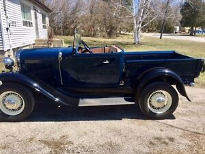 1931 Model A Roadster Pick Up