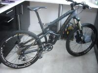Cannondale Jekyll Carbon 2013 Fox Rockshox Mavic Maxxas High Spec
