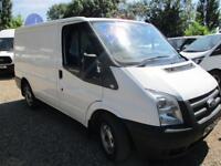 2013 Ford Transit 2.2TDCi 100PS 280 SWB NO VAT 100,000 MILES GUARANTEED