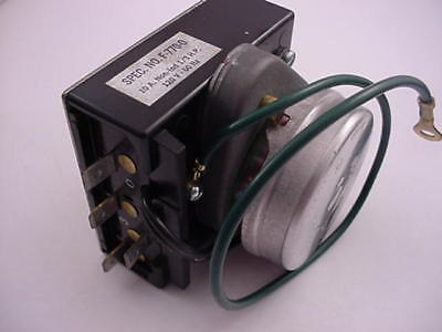 Paragon F-770-00 Defrost Timer  Ships on the Same Day of the Purchase