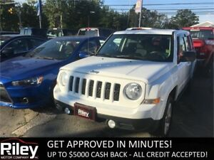 2013 Jeep Patriot Sport STARTING AT $107.41 BI-WEEKLY