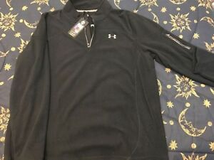 Mens Under Armour Fleece XXL New with tags