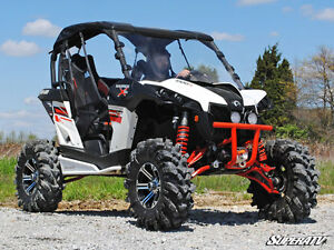 ATV TIRE RACK Can-Am Maverick Front Bumper by Super ATV Kingston Kingston Area image 2