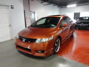 2009 Honda Civic Si (Air, Mags, Toit)